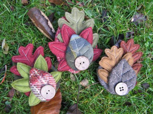 leaf corsage 2