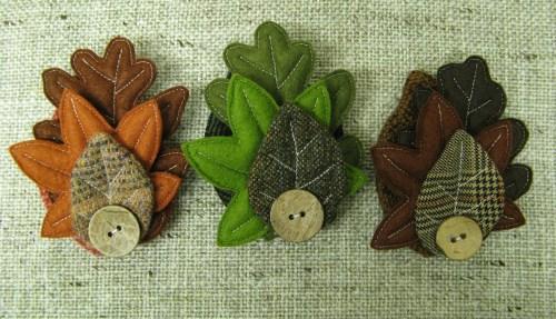 leaf corsage 4