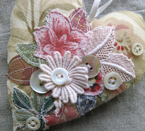 hearts, calico and old linen 037