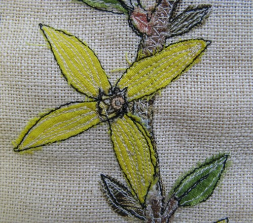 forsythia sampler 5