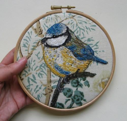 bluetit embroidery 015