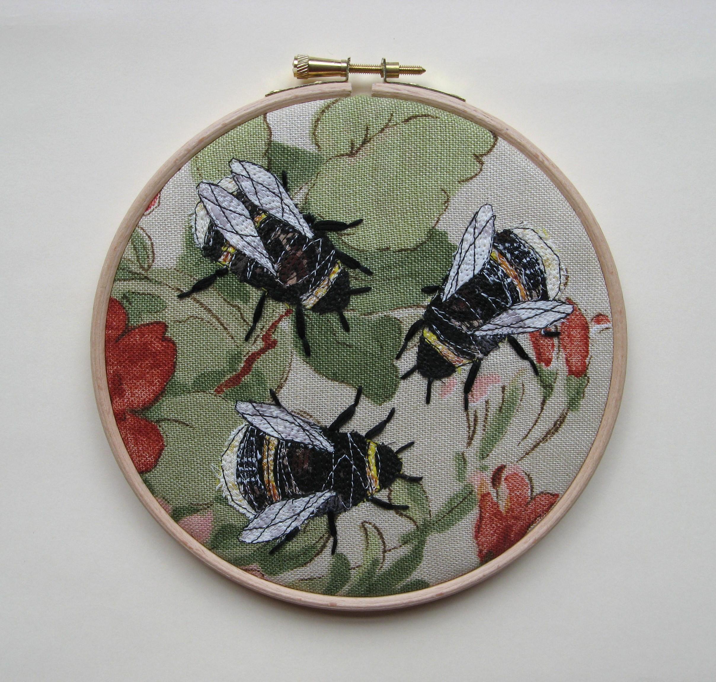 Stitched Birds Agnesandcora