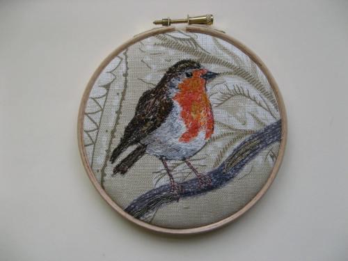 robins, butterflies, etc 064