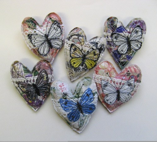 butterfly heart brooches for etsy 001