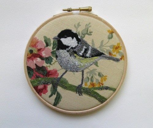 coal tit embroidery 002