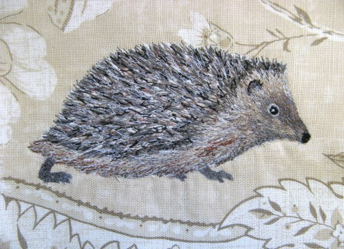 hedgehog embroidery 006