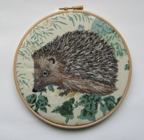 two hedgehogs 028